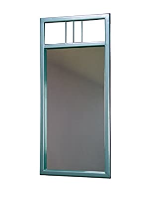 moebel direkt online Wandspiegel _ Spiegel aus Metall _ 40x85 cm
