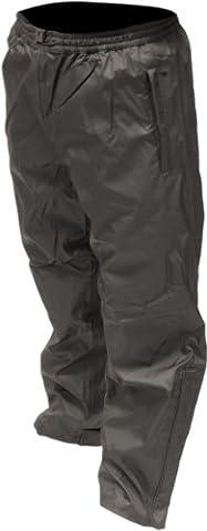 Highlander Tempest Waterproof Trousers - Black, XX-Large