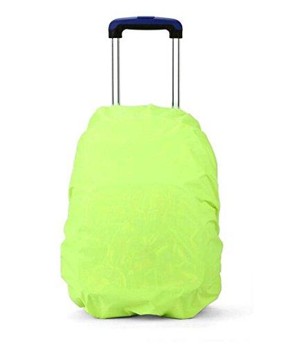 Gespout Wasserdicht Regenschutz für Rucksäcke Regensicher Abdeckung Trolley-Taschen Regenschutz Staubdicht Abdeckung