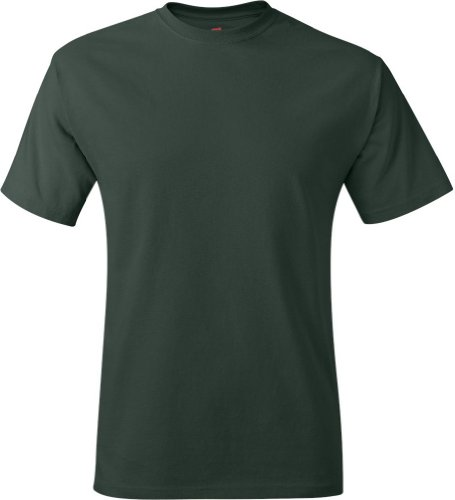 The Adicts auf American Apparel Fine Jersey Shirt Deep Forest