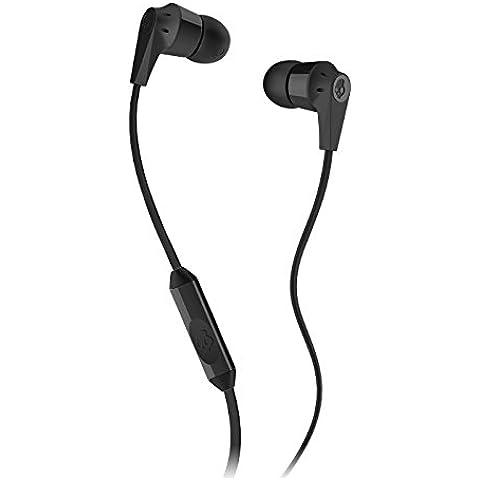 Skullcandy Ink´d 2.0 - Auriculares in-ear (con micrófono), negro
