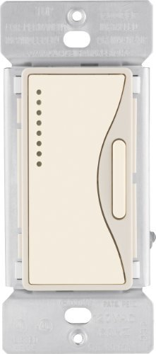 Eaton 9542DS ASPIRE Smart Accessory Dimmer with Preset, Desert Sand by Eaton - Preset Dimmer
