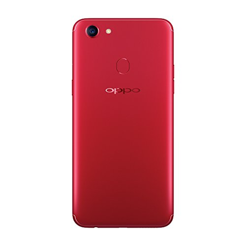 OPPO F5 (Red, Full Screen Display 6 GB RAM) with Offers