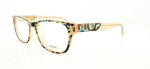 kensie-occhiali-piuma-peach-52-mm