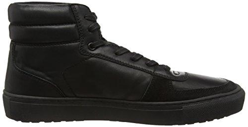 Lnss Creran, Sneakers Hautes homme Noir - Black (577 True Black)