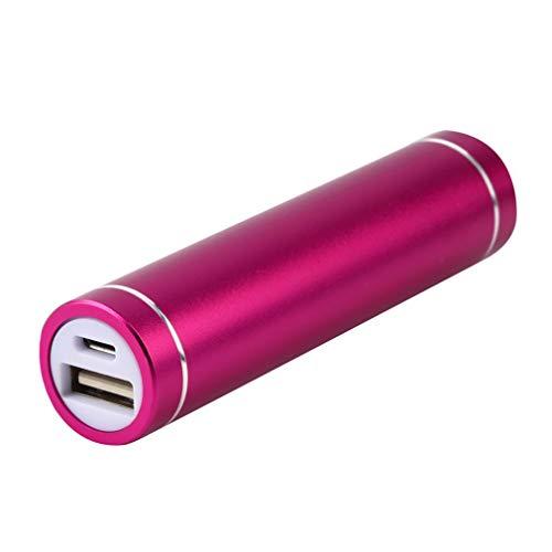 Leoboone Mini USB Mobile Energienbank Ladegerät Pack Box Batterie Fall für 1x 18650 Batterie USB DC 5V Eingang Universal-Handys Mobile Phone Tip Pack