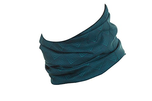 Hilltop Bufanda Multiusos Braga de Cuello Caliente para Deporte Apropiados para Hombre y Mujer Dise/ños Actuales en Colores de Moda Bufanda de Tubo Pa/ñuelo