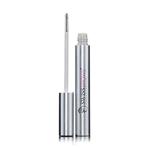 Swiss Clinic Brow Enhancer Serum, Augenbrauenwachstum, Erziele dicke, natürliche Augenbrauen, 6 ml