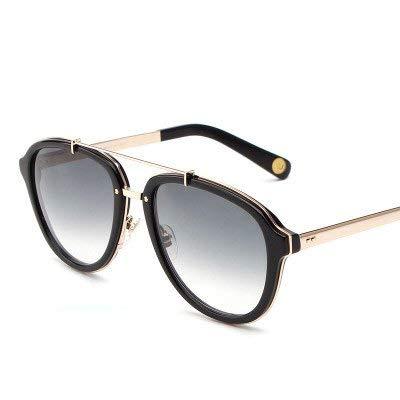 Stil zusammen Stil MJ die Sonne Spiegel weibliche Flut Stern Stil rundes Gesicht Sonnenbrille männliche Persönlichkeit Sonnenbrille weiblich