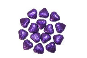 purple-foil-covered-chocolate-hearts-x-100
