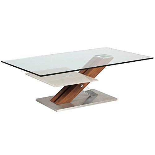 AltoBuy Venusia - Table Basse Rectangulaire