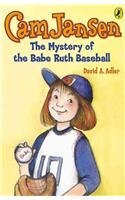 CAM Jansen and the Mystery of the Babe Ruth Baseball by David A Adler (2004-07-01) par David A Adler