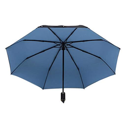 Screenes Regenschirm Der Das Der Automatischen Männer Faltet (Farbe Wasserdicht Regenschirme Einfacher Stil Damen Männer Vintage Classic Chic Geschenke Umbrella Jungen