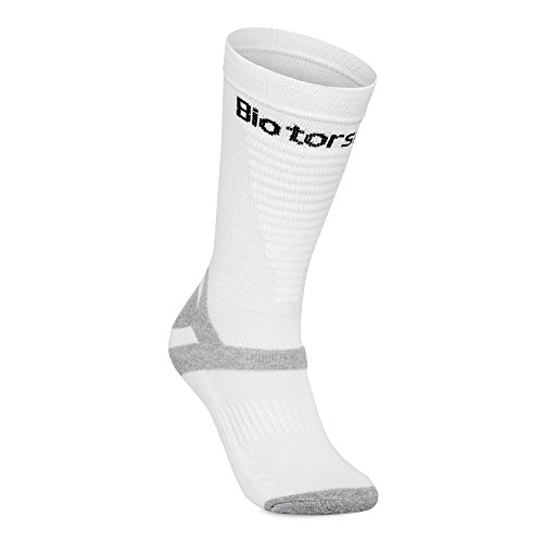 THE BAMBOO SPORTS SOCK (Men's and Women's, 2 Pairs) Biotorsion Bamboo Super-Soft Range