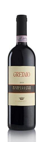 SPECIALE 6 Bottiglie Morellino di Scansano docg Gretaio Granducato Sped. INCLUSA