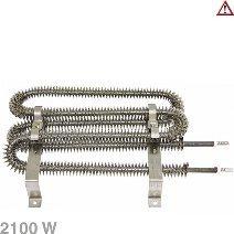 Gorenje Heizelement, Heizung 139795 für Trockner auch für Bosch Siemens 498557, Constructa, Neff