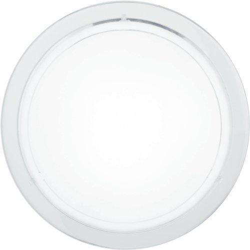 Wand-/ Deckenleuchte Lampe Leuchte Beleuchtung Licht Eglo PLANET 1 83153 (weiß) [Energieklasse D]