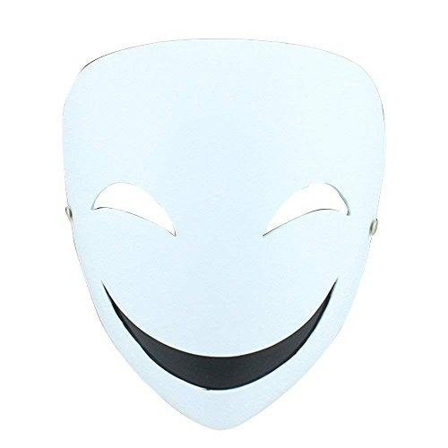 oween Kostüm, Xinxun Film Theme Harz Maske für Halloween Party, Maskenball, Maskerade Kostüm Partei Cosplay Geschenk ()