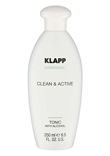 KLAPP CLEAN & ACTIVE Tonic with Alcohol, 250 ml