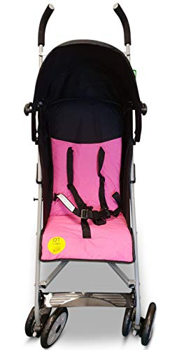 QT Babies Pushchair - QT-HBS729 pink