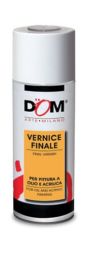 DOM 627 Fissativo Spray, 400 ml