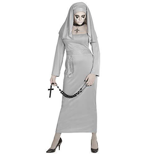 WIDMANN?Adultos Disfraz de Monja Fantasma