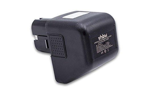 Vhbw NiMH batería 1500mAh 12V herramienta eléctrica
