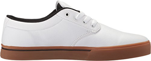 Etnies JAMESON 2 ECO, Chaussures de Skateboard homme White Black Gum Eco