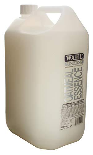 Wahl Showman Oatmeal Shampoo, 5 Litre