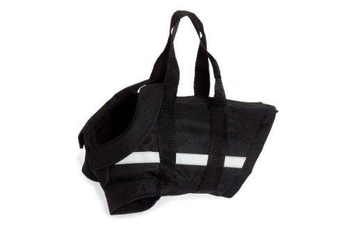 Artikelbild: Karlie Hundemantel Pick Up, schwarz, 18 cm