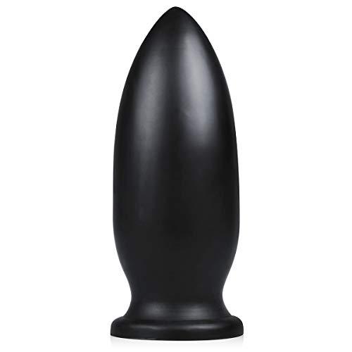 BUTTR Analplug in Kugelform Sexspielzeug Anal-Dildo, XXL Analspielzeug, 27 cm