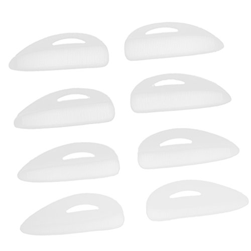 4 Pares Lifting De Pestañas Lift Silicone Eye Shield