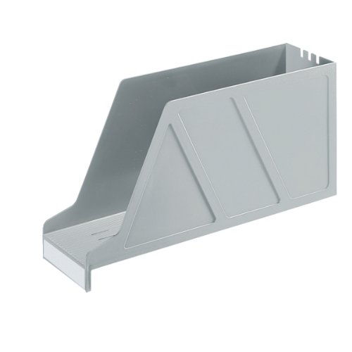 Leitz 24270085 Stehsammler Standard, A4, Polystyrol, grau