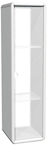 mongardi-7219c05-picawall-armadietto-1-anta-trasparente-3-ripiani-bianco