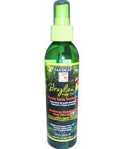 Fantasia IC Huile Cheveux brésiliens kerating Spray Traitement