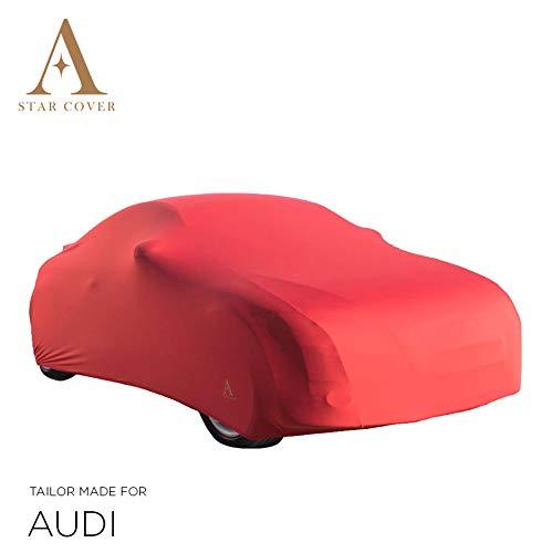 Star Cover Housse EXTÉRIEUR Compatible avec Audi 100 Avant (C2)...