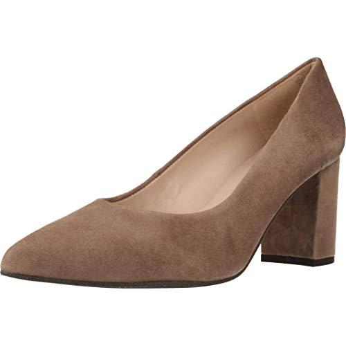 Zapatos TAC�n, Color marr�n 1037TOPO, Marca ARGENTA