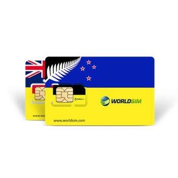 WorldSIM SIM-Karte Australien/Neuseeland