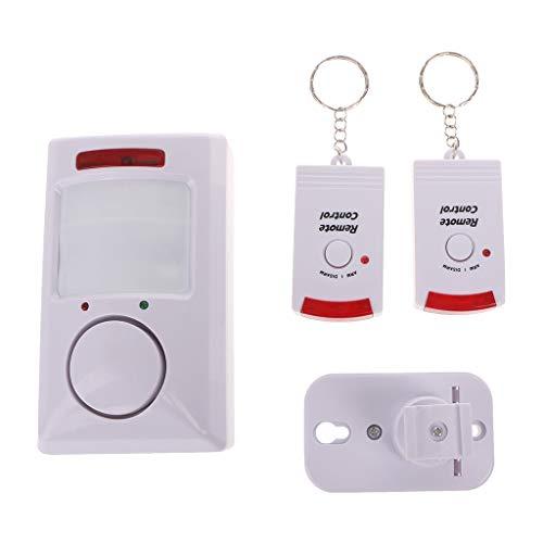 Kalttoy - Detector de movimiento por infrarrojos y electrónico para perro, portátil,...