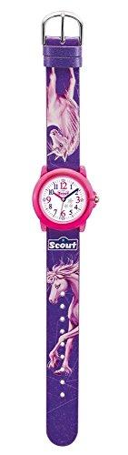Scout Mädchen-Armbanduhr 280305023