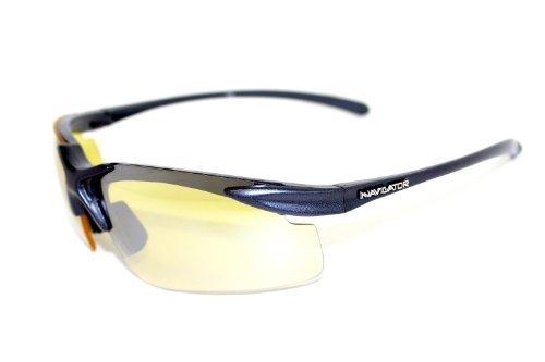 NAVIGATOR FACE, Bike- u. Sportbrille, 3 Linsenpaare, UV400-Lens, 25g