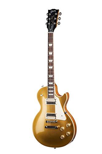 Gibson Les Paul Classic T 2017 - Gold Top Les Paul Gold Top