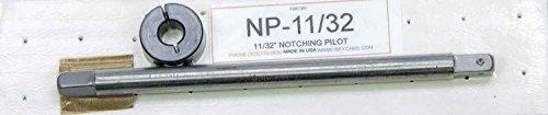 Isky Cams NP-1132 Piston Notcher Pilot - 11/32