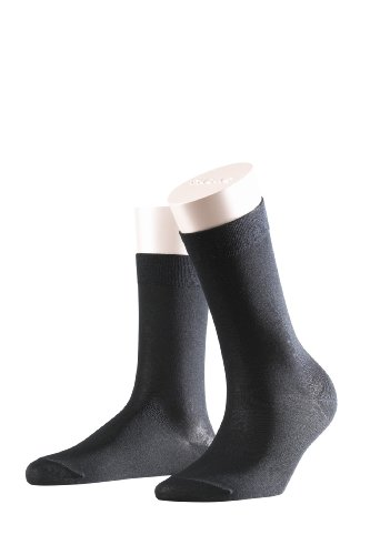 falke cotton touch FALKE Damen Socken 47673 Cotton Touch SO, Gr. 35/ 38 Schwarz (Black 3009)