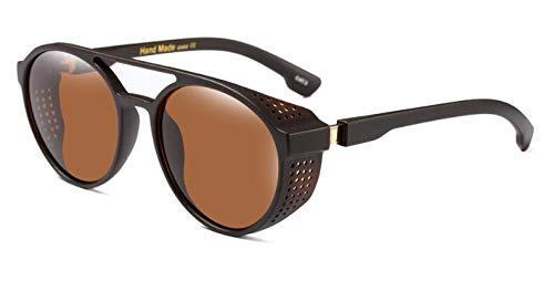 GFF Retro Sonnenbrille Männer Frauen Schutzbrille Brillenmode UV-Schutz 45119