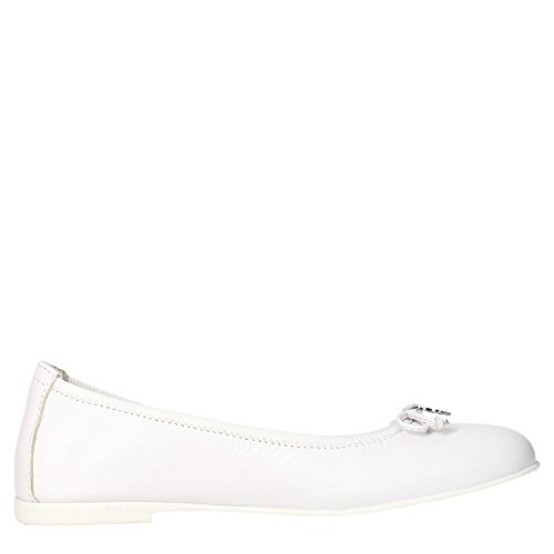 Florens Z7014 Ballerines Fille Blanc