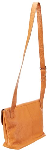 Bugatti Bags Borsa Messenger Kim,  arancione �?Orange (orange 51), 496688 Orange (orange 51)