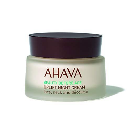 Ahava Beauty Before Age Uplift Night Cream, 1er Pack (1 x 50 ml) -