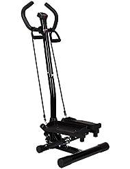 Hop-Sport Swing Side Stepper HS-25S équipé de l'ordinateur avec résistance réglable