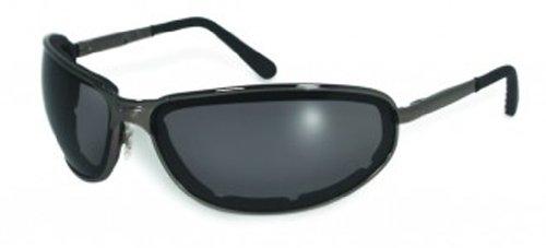 Global Vision Eyewear Sturgis (2Sicherheit Gläser, Rauch Tönung Objektiv